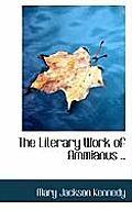The Literary Work of Ammianus ..
