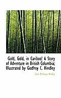 Gold, Gold, in Cariboo! a Story of Adventure in British Columbia; Illustrated by Godfrey C. Hindley