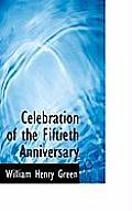 Celebration of the Fiftieth Anniversary