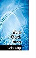 Worth Church, Sussex