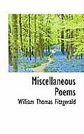 Miscellaneous Poems