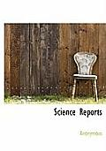 Science Reports