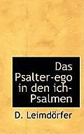 Das Psalter-Ego in Den Ich-Psalmen