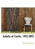 Isabella of Castile, 1492-1892