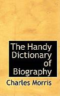 The Handy Dictionary of Biography