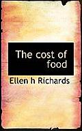The Cost of Food