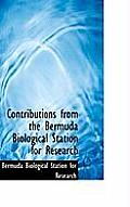 Contributions from the Bermuda Biological Station for Research