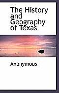 The History and Geography of Texas