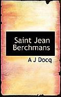 Saint Jean Berchmans
