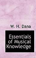 Essentials of Musical Knowledge