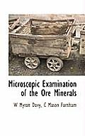 Microscopic Examination of the Ore Minerals