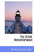 The Great Remembrance
