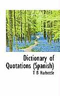 Dictionary of Quotations (Spanish)