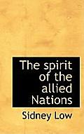 The Spirit of the Allied Nations