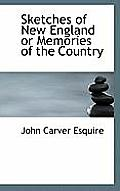Sketches of New England or Memories of the Country