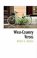 West-Country Verses
