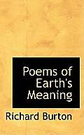 Poems of Earth's Meaning