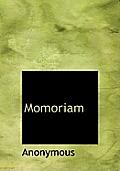 Momoriam