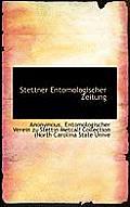Stettner Entomologischer Zeitung