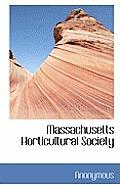 Massachusetts Horticultural Society