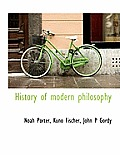 History of Modern Philosophy