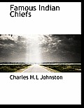 Famous Indian Chiefs