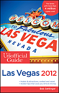 Unofficial Guide to Las Vegas 2012