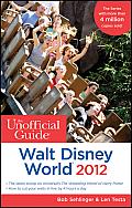 Unofficial Guide Walt Disney World 2012