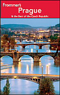 Frommers Prague & the Best of the Czech Republic