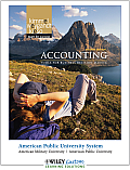 Accounting >custom< (4TH 11 Edition)
