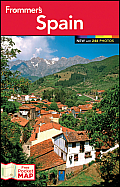 Frommers Spain 19th Edition
