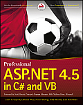 Professional ASP.NET 4.5 in C# & VB