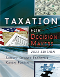 Taxation for Decision Makers 2013