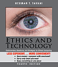 Ethics & Technology Binder Ready Version Controversies Questions & Strategies For Ethical Computing