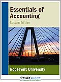 Essentials of Accounting (Custom) (6TH 12 Edition)