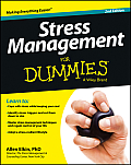 Stress Management For Dummies 2nd Edition