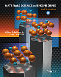 Materials Science and Engineering : Intro - With Wiley Plus (9TH 14 Ed