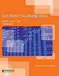 Accounting Principles, Volume 1, Black and White (Custom) (9TH 13 Edition)