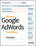 Advanced Google AdWords 3rd Edition