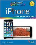 Teach Yourself VISUALLY iPhone Covers IOS 8 on iPhone 6 iPhone 6 Plus iPhone 5s & iPhone 5c