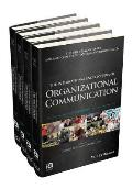 The International Encyclopedia of Organizational Communication, 4 Volume Set