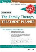 Family Therapy Treatment Planner With Dsm 5 Updates 2nd Edition