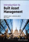Introduction to Built Asset Management
