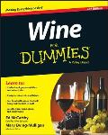 Wine For Dummies 6th Edition