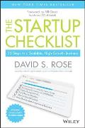 Startup Checklist 25 Steps to Scalable High Growth Business