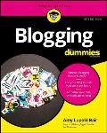 Blogging For Dummies 6th Edition