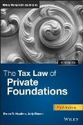 The Tax Law of Private Foundations