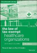 The Law of Tax-Exempt Healthcare Organizations: 2019 Cumulative Supplement