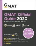 GMAT Official Guide 2020 Book + Online