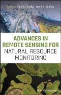 Advances in Remote Sensing for Natural Resource Monitoring